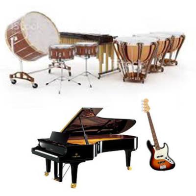 Tolkalna skupina z ostalimi instrumenti