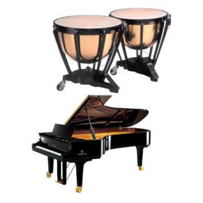 Timpani s klavirjem