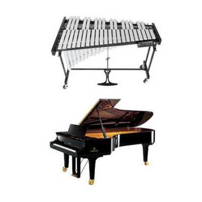 Vibrafon s klavirjem
