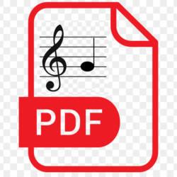 PDF note (PDF music)